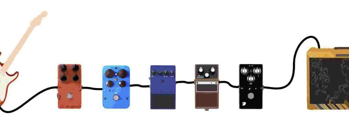 pedal effects banner